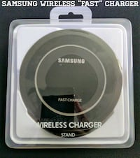 Samsung Fast Wireless Charger (New)  Arlington