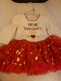 First valentines day dress  Buffalo, 14210