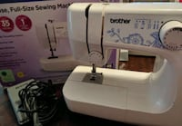 Free brother sewing machine