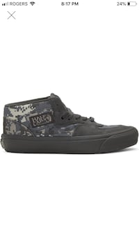 Vans x WTAPS Half Cab men's size 11.5 - Brand new in box Mississauga, L5A