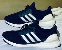 """Brand new never worn size 11  Adidas Ultra Boost 4.0 """"Show Your Stripes"""" Color: Core Black/Cloud White-Carbon Upper Arlington, 43221"""