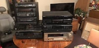 Stereo System bundle  various items Woodsboro, 21798