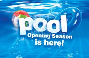 Pool openings! See description for special offers!