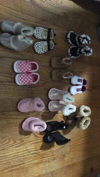 10 Girl baby shoes  District Heights, 20747