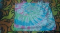 blue, green, and pink floral textile Jenkinsburg, 30234