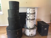 Rogers Vintage Drums and Cases Chevy Chase, 20815
