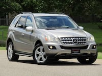 2009 Mercedes-Benz ML350 Pewter Metallic Farmers Branch, 75234