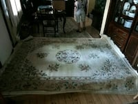 Asian Style Wool Rug