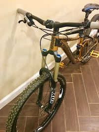 Like new giant trance sx