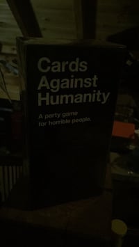 Cards against humanity  Terryville, 06786