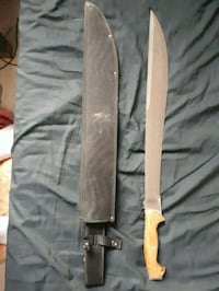 Machette about 2 and a half feet long Hamilton, L8N 1W4
