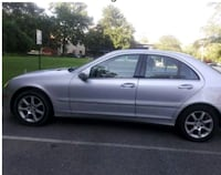 silver 5-door hatchback Rockville