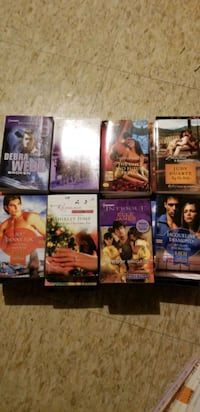 Romance Novels Burlington