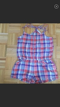 American Eagle Romper New York, 10457