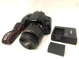 Canon t6 $300firm/ trade goPro8 today