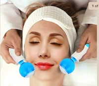 Relaxing facial with Gus Sha  and magic cool ball Brampton, L6X 1K7