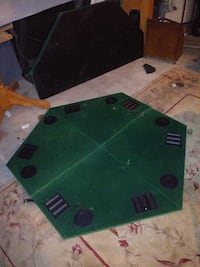 4 Way Fold Poker Table