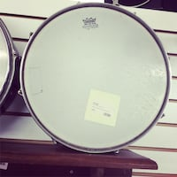 REMO WEATHER KING SNARE DRUM WITH STAND Wilmington