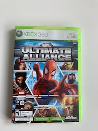 Xbox 360 Ultimate Alliance+Forza Vancouver, V6G 2A6