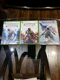 Assassin's Creed Trilogy  Toronto, M9W 3W6
