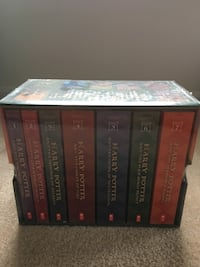 Harry Potter Books  Full Set Paperback Arlington, 22203