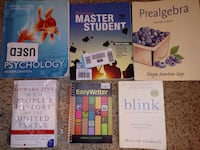 College books  Atwater, 95301