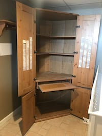 Forest Hill Maryland Moving Sale!Like new computer desk/Storage. Forest Hill, 21050