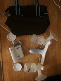 The First Years miPump Double Breast Pump