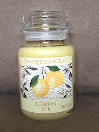 Yankee Candle - Lemon Ice Clarksburg, 20871