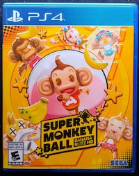 Monkey Ball for Ps4 with Free Stickers
