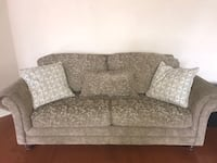 Beige patterned couch Whitchurch-Stouffville, L4A 3G7