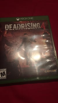Dead Rising 4 Xbox One Washington, 20008