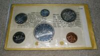 Canada 1966 Proof Like Silver sealed set  Toronto, M4W 2G8