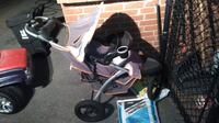 Safety First Jogging Stroller Very Good Condition!  Smoke and pet free home.  VIEW MY OTHER ADS!!  Toronto