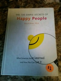 The 100 Simple Secrets of Happy People Phillipsburg, 08865