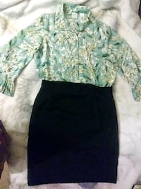Blouse size L and skirt XL Albuquerque, 87109