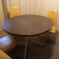 1970's dining table only Spencer, 73084