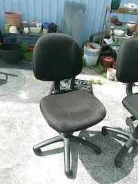 black and gray rolling armchair Winter Haven, 33881