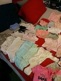 baby girl clothes 0-3 months and 3-6 months Elkhart, 46514