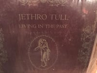 Living in the Past book by Jethro Tull Laurel Springs, 28644
