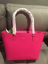 red Michael Kors leather tote bag Laval, H7G