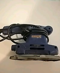 black and blue Makita corded power tool Winter Haven
