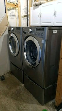 LG Direct Drive Washer & Sensory Dryer Ashburn, 20147