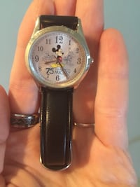 $2-Mickey Mouse watch w/stainless steel back  Hyattsville, 20784