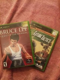 Xbox games bruce lee quest for the dragon