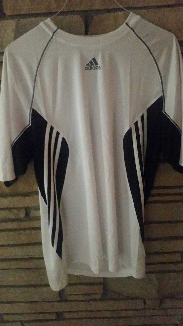 Used 2 Adidas Dri Fit Shirts for sale in Woodward - letgo 3e0dd1ed9dc1