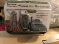 wireless thermometer- brand new never opened or used