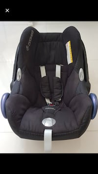 baby's black and gray car seat carrier Bedok