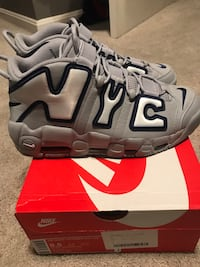 "Nike Air More Uptempo ""NYC"" Size 8.5 Alexandria, 22301"