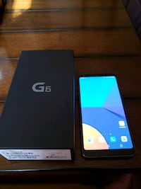 Lgg6 comes with fast charger an cords an box  Sarnia